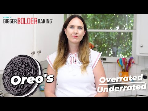 , title : 'Are Oreos Overrated or Underrated? #Shorts'