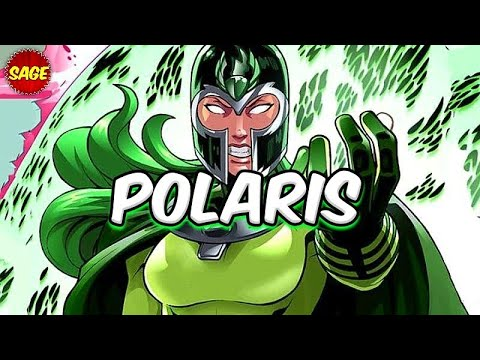 Who is Marvel's Polaris? Daughter of Magneto & Horseman of Apocalypse