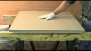 4. Demold and Clean-Surecrete Concrete Countertop