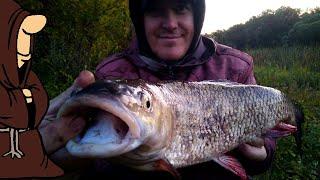 Самара рыбалка на живца
