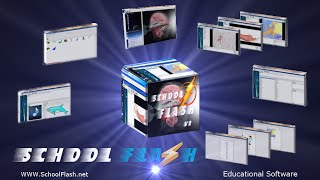SchoolFlash, Educational Software For All Students