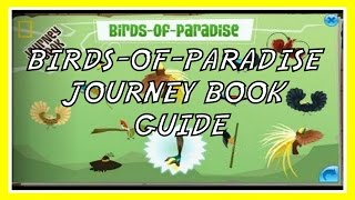 Animal Jam: Birds Of Paradise Journey Book Guide