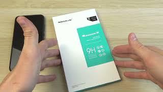 КЛЕЮ ЗАЩИТНОЕ СТЕКЛО Nillkin НА Xiaomi Mi8