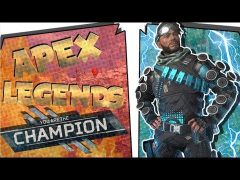 I am the Champion - Apex Legends Extreme Memes