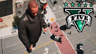 GTA 5 - STORY OF THE MEN WITH POWERS
