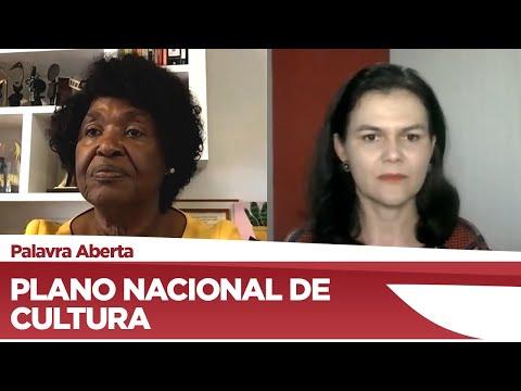 Benedita da Silva comenta prorrogação da vigência do Plano Nacional de Cultura - 14/05/21