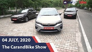 2020 Honda City Review: Petrol & Diesel Tested | The Car And Bike Show