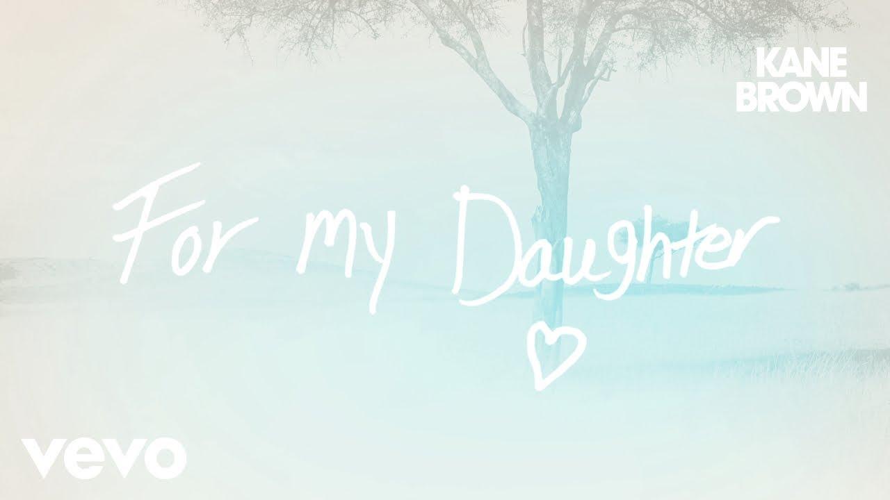 For My Daughter Lyrics