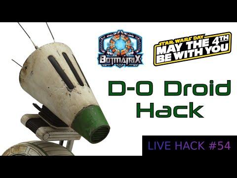 D-0 Droid Live Hack