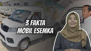 WOW TODAY: Jokowi Resmikan Esemka