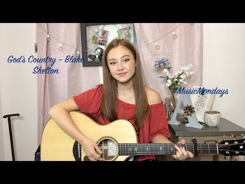 God's Country - Blake Shelton (Cover by Amanda Nolan)