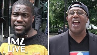Master P Goes After Kevin Hart | TMZ Live