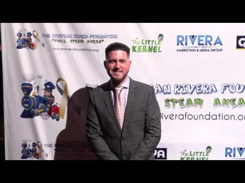 Video Highlights of the 8th Annual Cristian Rivera Foundation Celebrity Gala