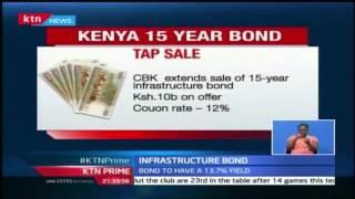 KTN Prime: CBK invites bid on infrastructure bond, 25th October 2016