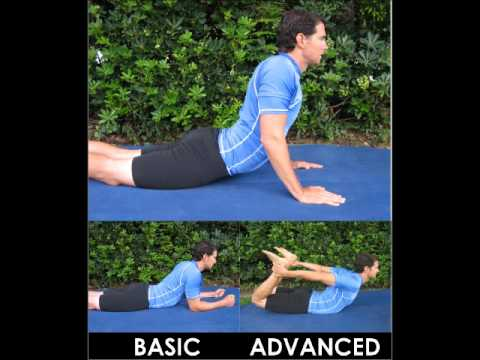 Video of Low Back Care Intro Stretches