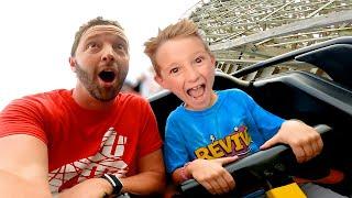 ADIML 88: Family Roller Coaster Day!