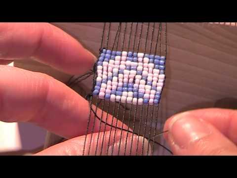 Anleitung - Mit Perlen weben 1