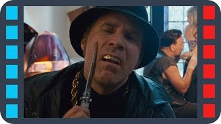 """История шмаровоза по кличке """"Аллигатор"""" — «Копы в глубоком запасе» (2010) сцена 10/10 HD"""