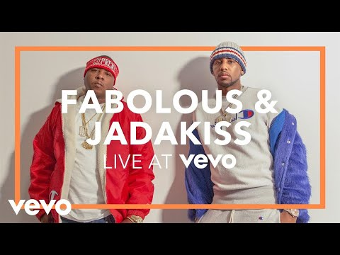 F vs J Intro Live at Vevo [Feat. Jadakiss]