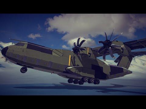 Failed Emergency Landings   Besiege