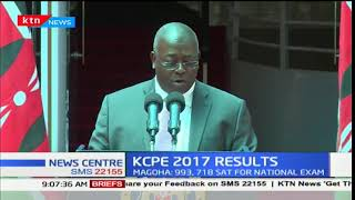 Supplementary exams to be administered for pupils who missed KCPE exams due to compassionate reasons