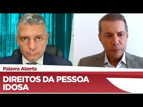 Dr Frederico fala das prioridades da Comissão de Defesa dos Direitos da Pessoa Idosa -18/03/21