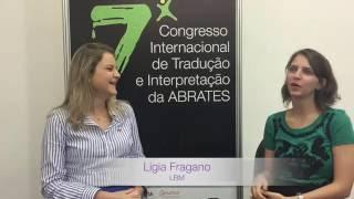 03 – Entrevista com Ligia Fragano