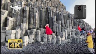 Infinite Adventure Iceland, 4K DJI Phantom Drone And GoPro MAX