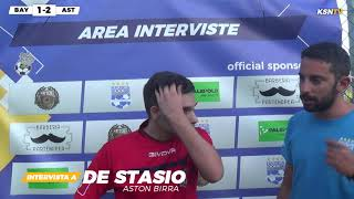 VOMERO CUP UNDER16   13°GIORNATA ASTON BIRRA VS BAYERN MINCHIEN