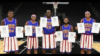 Harlem Globetrotters Set 9 Guinness World Records in 1 Day!