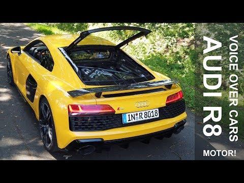 2019 Audi R8 V10 Coupé performance: Motor | Leistung | Drehmoment | Verbrauch | Sound Check