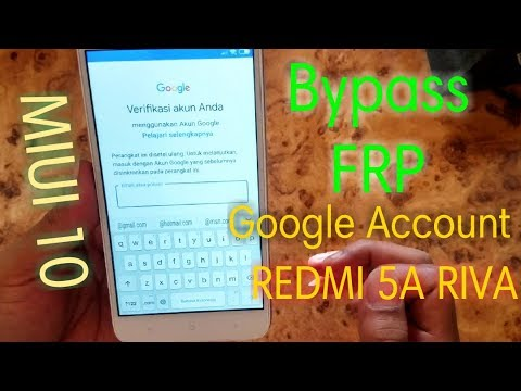 Download How To Remove Google Account In An Android Redmi 5a Or In
