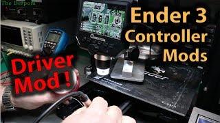 Ender 3 Mods Series Pt 1 Nema 17 stepper motor dampers