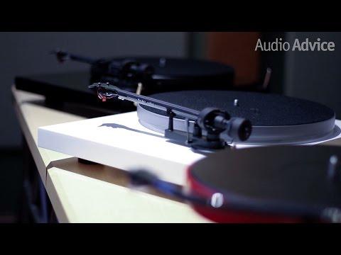 Pro-Ject Turntable Comparison (Debut Carbon, Esprit, RPM 3)