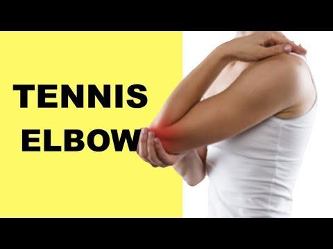 Gelenkschmerzen in den Knien und Ellbogen