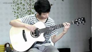 Guns N Roses November Rain   Sungha Jung