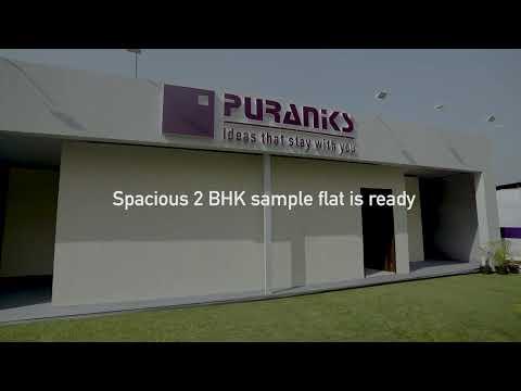 3D Tour of Puraniks Abitante Fiore Phase 2B