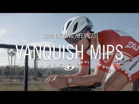 Giro Vanquish Mips Race fietshelm