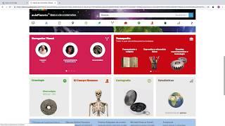 Banco de Contenidos AulaPlaneta – World Book online