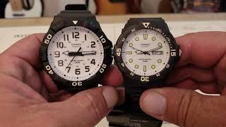 """!UNBOXING! Casio Analog """"Combat"""" watches-Excellent Value on a Budget!!-""""GET SOME!!!"""""""
