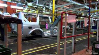 Land Rover Discovery 4 Assembly plant