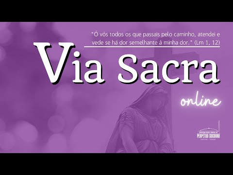 Via Sacra 26/03/2021