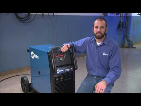 Описание продукта Miller Syncrowave® 210