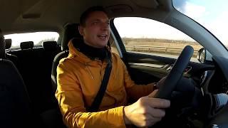 Audi A3 Тест Драйв Игорь Бурцев audi a3 sedan