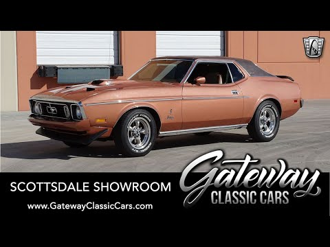 1973 Ford Mustang (CC-1431515) for sale in O'Fallon, Illinois