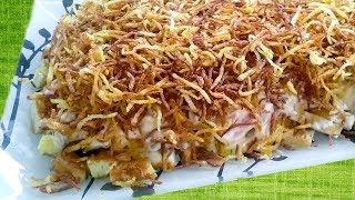 Салат с картофелем ПАЙ