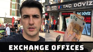 Don't get SCAMMED in ISTANBUL Best Exchange Offices
