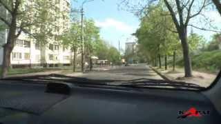 Сдача экзамена по вождению этап Город Киев МРЕО 4