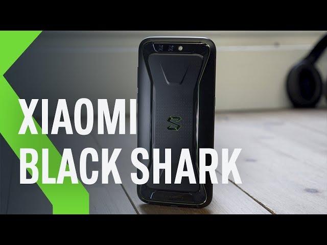Xiaomi Black Shark, análisis: el SMARTPHONE GAMING de Xiaomi
