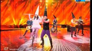 Zdob si Zdub - So Lucky (Moldova) Eurovision 2011 2nd semi-final